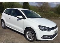 2015 VOLKSWAGON POLO 1.0 Petrol Manual 'Excellent Condition ONLY 6k miles'