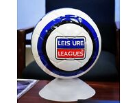 Leisure leagues official match ball