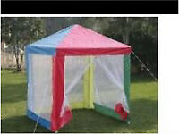 Children's Multicoloured Gazebo