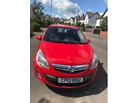 Bargain!! Only 32k miles! 2012 vauxhall corsa
