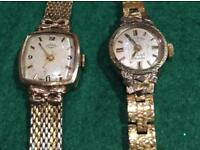 Two Vintage Automatic Watches