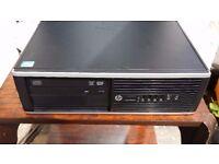 HP Compaq 8300SFF Computer