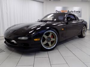 1992 Mazda RX-7 FD3S Twin Turbo RHD