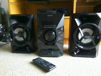 Sony MHC-EC619iP 120w Stereo with lightning dock