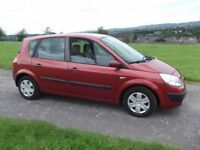 04 renault scenic expression dci 80 1.5 diesel for sale