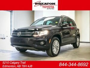 2016 Volkswagen Tiguan Special Edition, AWD, Heated Seats, Touch