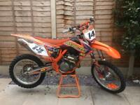 2015 KTM SXF 250 HOUSEMAN RACE BIKE