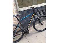 Specialized Rockhopper Mountain hybrid racer bike| Not Trek Pinnacle Giant Btwin Cannondale