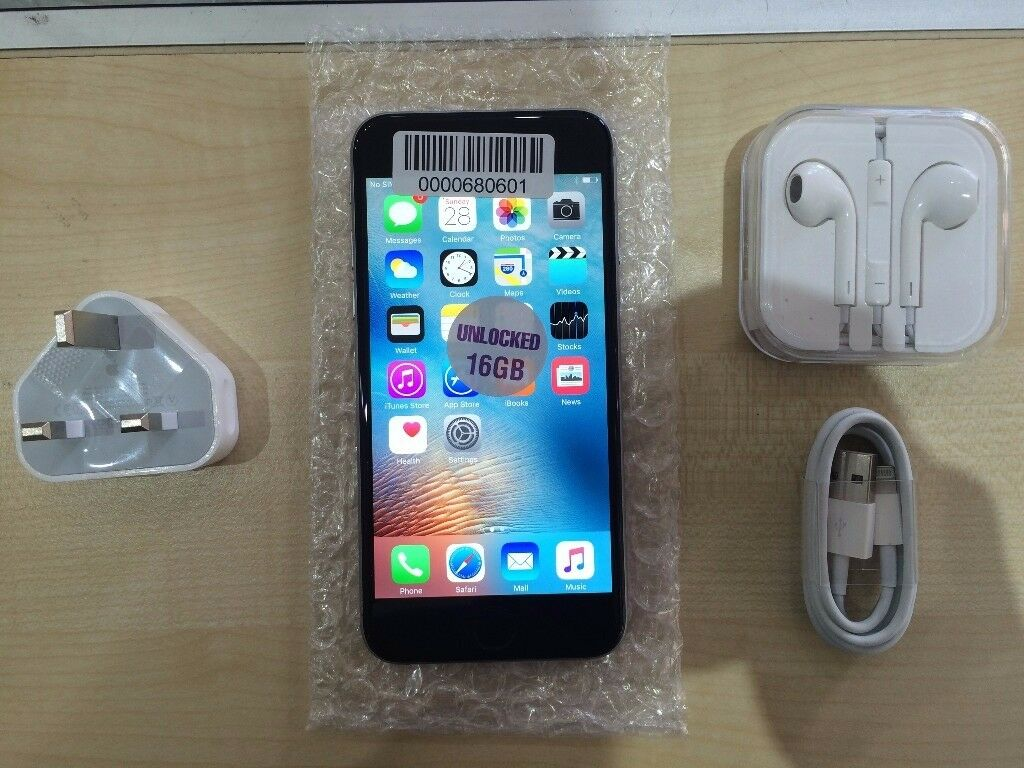 IPHONE 6 PLUS BLACK/ UNLOCKED16 GB/ VISIT MY SHOPGRADE AWARRANTYRECEIPTin East Ham, LondonGumtree - IPHONE 6 PLUS BLACK, UNLOCKED and Grade A condition. This phone working perfectly and has the memory of 16 GB. The phone would be in good condition and working perfectly.. COMES WITH WARRANTY VISIT MY SHOP. 556 ROMFORD ROAD E12 5AF METRO TECH LTD....