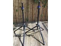 Ultimate Support PA Speaker Stands