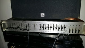 Equalizer ritron ge-206