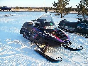 Looking to buy wrecked, damaged, parts polaris sleds