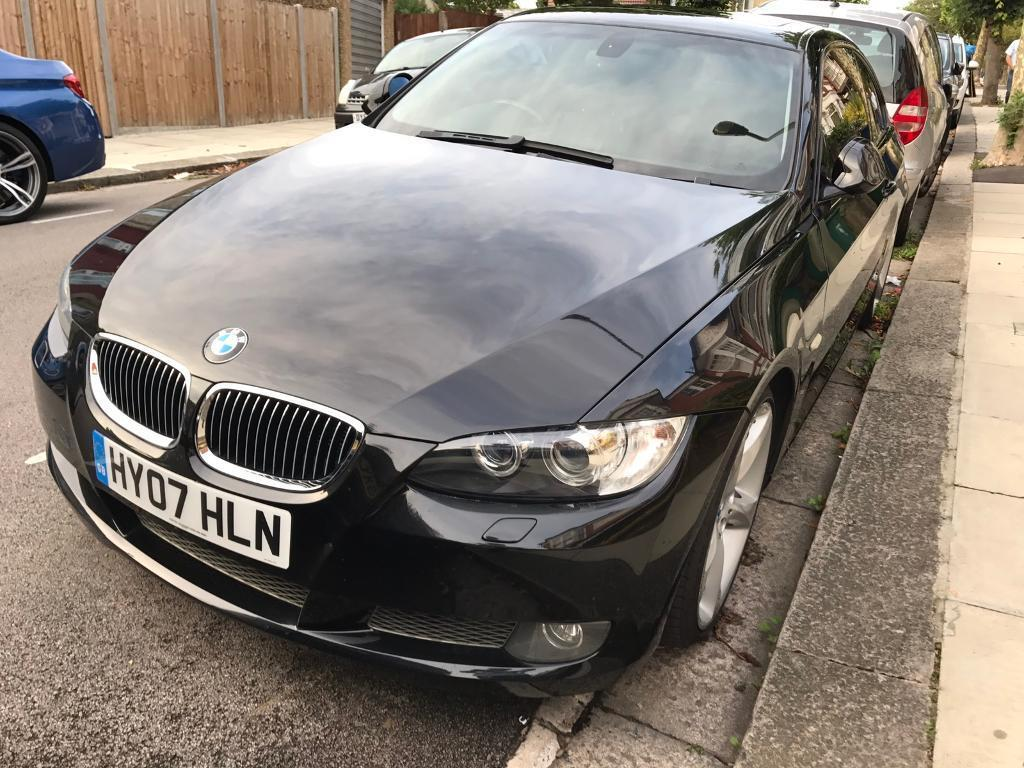 bmw 3 series 335d twin turbo in barnet london gumtree. Black Bedroom Furniture Sets. Home Design Ideas