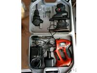 Black and decker kc200f Quattro