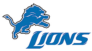 DETROIT LIONS- 12 ROWS FROM FIELD -LOWER BOWL