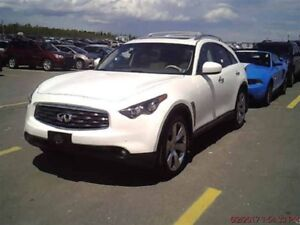2011 Infiniti FX50 | Navigation | Cooled Seats | Sun Roof