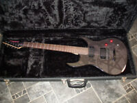 Washburn Dark 1 electric guitar limited edition Dark Series