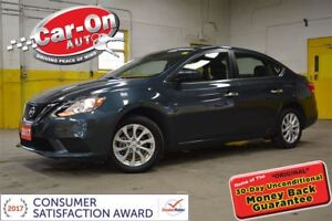 2017 Nissan Sentra 1.8 S AUTO A/C SUNROOF HEATED SEATS ALLOYS