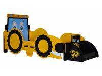 My JCB first Junior Bed