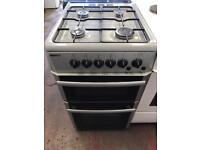 Grey beko 50cm gas cooker