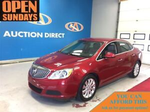 2013 Buick Verano ONLY 31610KM! LEATHER! FINANCE NOW!