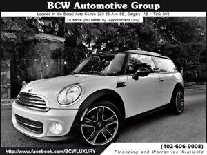 2014 MINI Cooper Clubman Automatic Warranty Certified $19,995.00