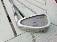 Right handed king COBRA oversized 8 iron