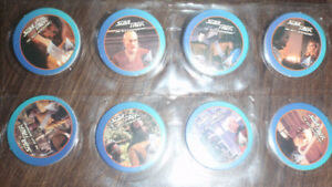 Star Trek the next generation collectors coins