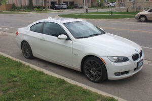 2008 BMW 328xi Coupe (w 2 sets of wheels)