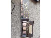 REAL Urban Decay Naked palette