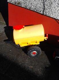 Kids tractor trailer
