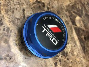 TRD oil cap for 1UZFE Lexus SC400