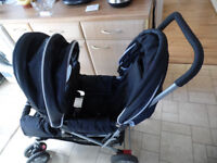 Safety First Duodeal Tandem Stroller