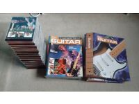 Play guitar self tuition magazines and CDs