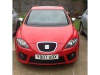 Cheap Seat Leon FR fully loaded