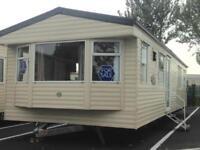 Static Caravan Clacton-on-Sea Essex 3 Bedrooms 6 Berth Willerby Richmond 2007