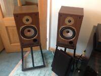 Tannoy Mercury M20 speakers