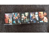 Series 1 to 5 of 24 box set