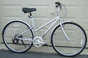 """JAMIS 7-Speed """"Commuter"""" --- Like New !!  See the pictures."""