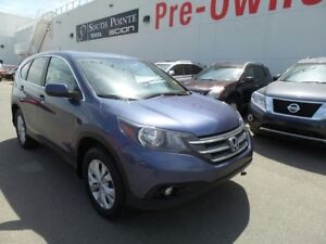 2014 Honda CR-V EX AWD | Bluetooth | DVD Player | Sunroof