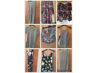 Topshop/misselfridge/warehouse bundle Size 6/8