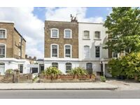 3 BEDROOM VICTORIAN PROPERTY WITH OUTSIDE SPACE LARGE ROOMS LIVING ROOM DALSTON ANGEL DE BEAUVOIR