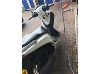 Honda SH 125cc 64plate