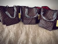 Louis Vuitton bags and purse
