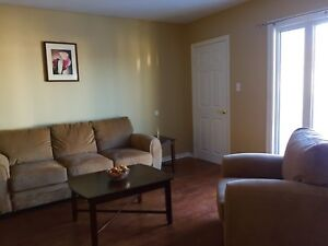 3 bedroom apt available on a nightly basis in S'Ville