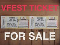 V Festival X2 Sunday tickets 2017