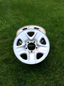 For sale a set of 4 tundra wheels