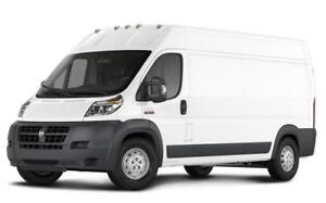 2017 RAM ProMaster 2500 High Roof 159 in. WB