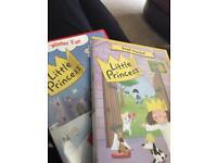 Little Princess DVD's