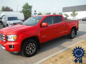2015 GMC Canyon SLE All Terrain - Crew - V6 - 4WD - ONLY 19237KM